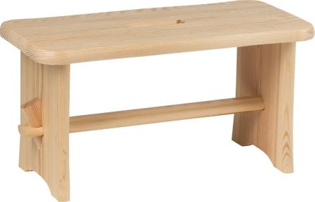 Westside Drevená stolička