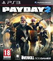 505 Games igra PayDay 2 (PS3)