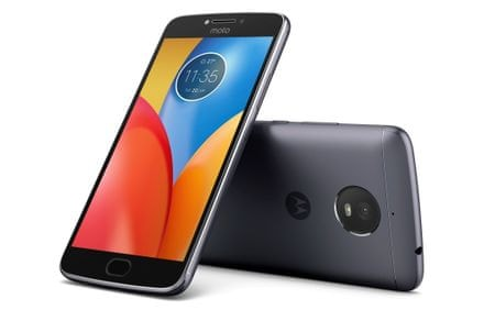 Motorola Moto E4 Plus, Iron Grey (PA700069RO), Single SIM