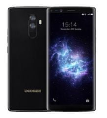 Doogee MIX 2 6GB/64GB, DualSIM, fekete outlet