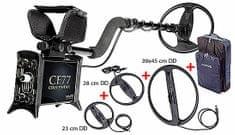 Makro Metal Detector Makro CF77 PRO PACKAGE