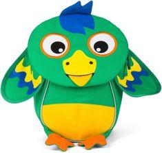 Affenzahn Papagáj Piet malý kamarát detský batoh