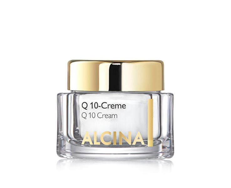 Alcina Pleťový krém s koenzymem Q 10 (Cream) 50 ml