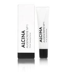 Alcina Krém na oči proti vráskám No.1 (Eye Cream No.1) 15 ml