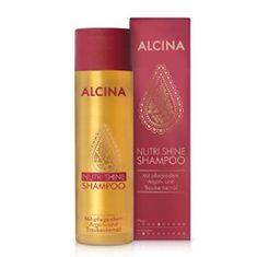 Alcina Výživný olejový šampon (Nutri Shine Shampoo)