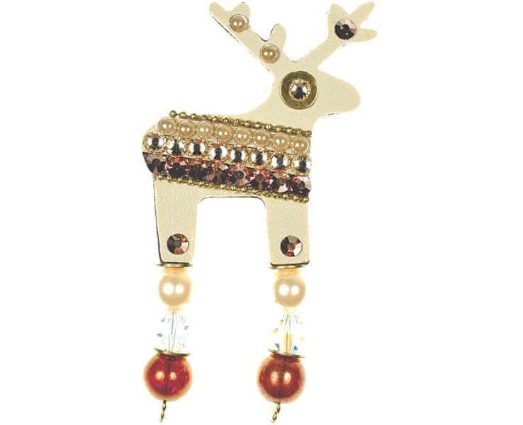 Deers Malý béžový jelínek Ristretka