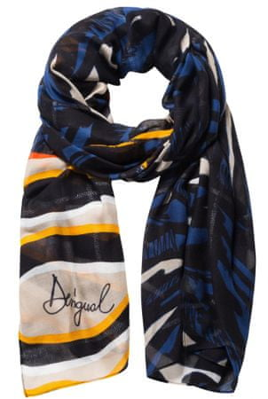 Desigual dámský vícebarevný šátek Jungle