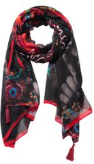 Desigual dámský černý šátek Joala
