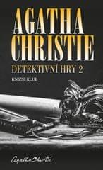 Christie Agatha: Detektivní hry 2 (Černá káva, A pak už tam nezbyl ani jeden, Poslední víkend)