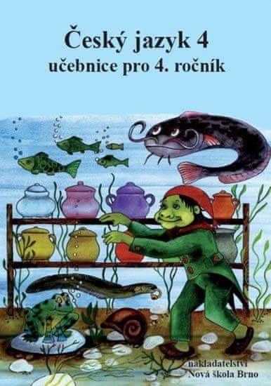 Český jazyk 4, učebnice