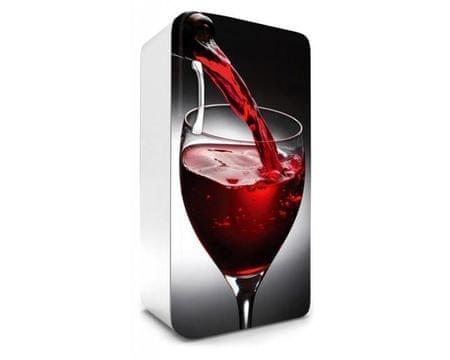 Dimex Fototapeta na chladničku FR-120-004 Pohár vína 120 x 65 cm