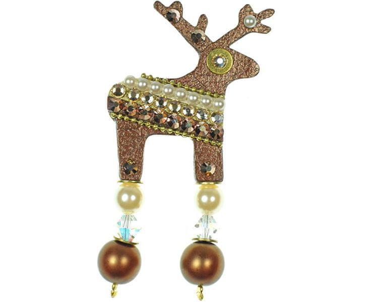 Deers Malý hnědý jelínek Kafíčka