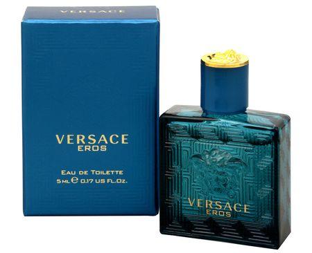 Versace Eros - miniaturka woda toaletowa 5 ml
