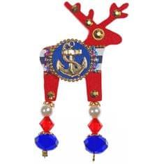 Deers Malý červený námořnický jelínek Kormorán