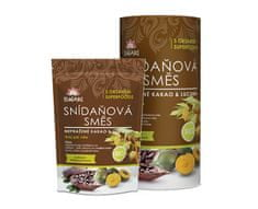 Iswari BIO snídaňová směs Nepražené kakao a lucuma (Objem 360 g)