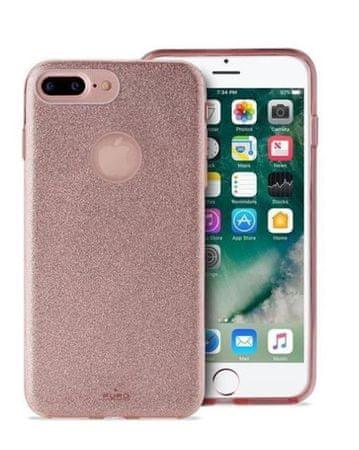 Puro ovitek za iPhone 7/8 Plus shine, zlat