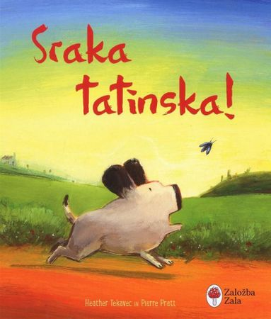 Heather Tekavec: Sraka tatinska
