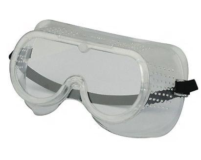 Mannesmann Werkzeug zaščitna očala CE EN166, prozorna