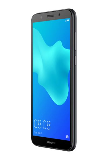 Huawei Y5 2018, DualSIM, černý