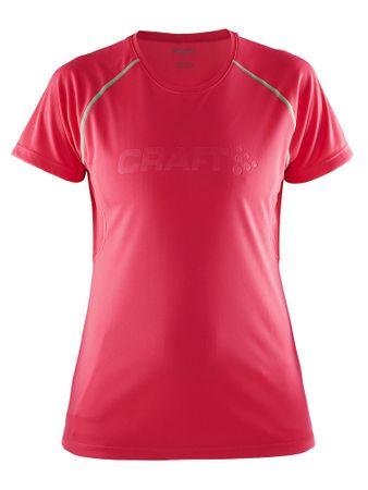 Craft ženska majica Prime SS TEE Berry, rdeča, XL