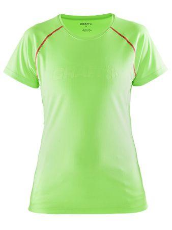 Craft ženska majica Prime SS TEE Gecko, zelena, XL