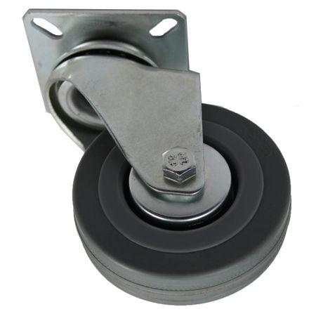Popar stabilno transportno kolo, 125 mm, 120 kg