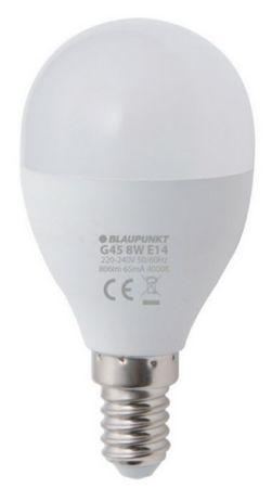 Blaupunkt LED žarnica 8 W, E14, 4000 K (G45-2)
