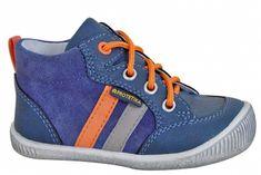 Protetika Chlapecké kotníkové boty Nuti - modré
