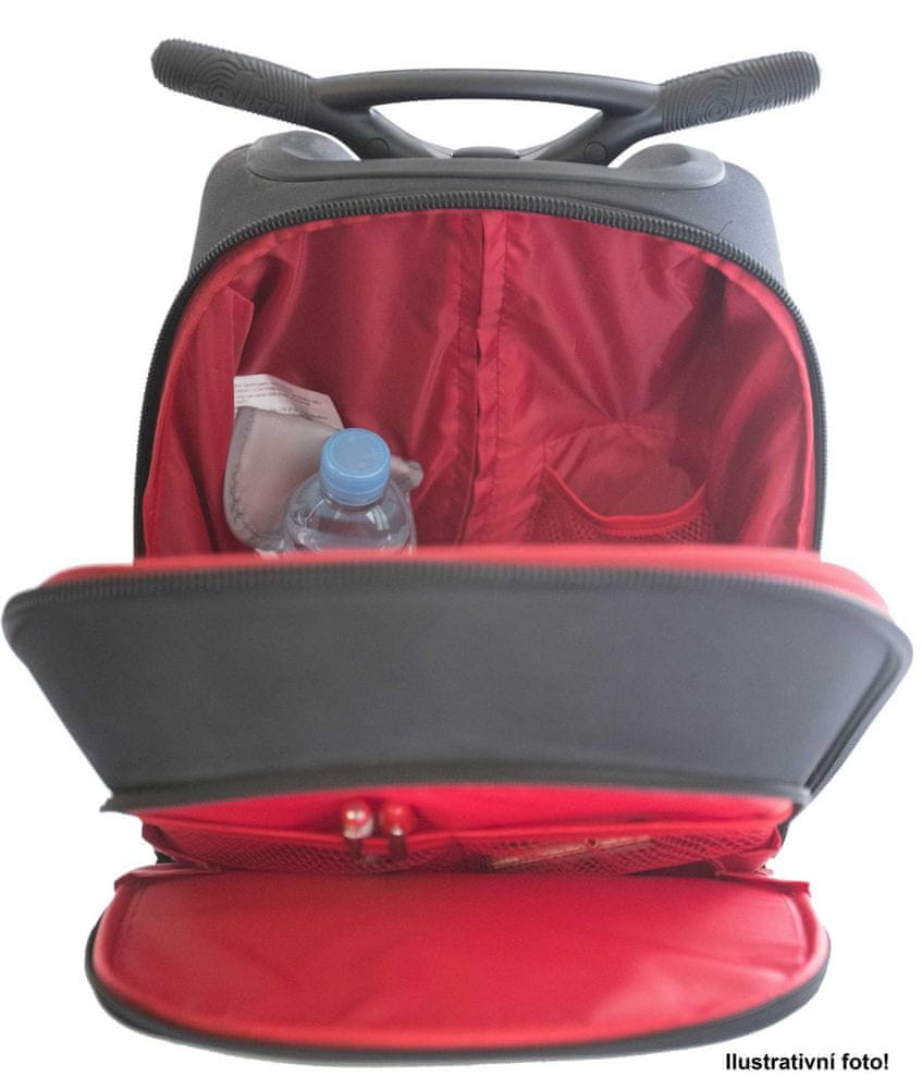 Nikidom Roller batoh na kolečkách Oceania