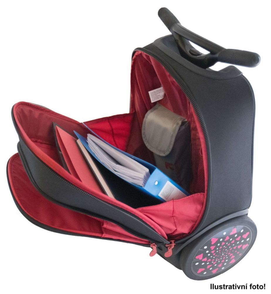 Nikidom Roller batoh na kolečkách Camo
