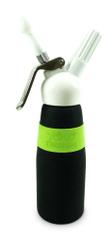 Yoko Design steklenica za stepanje smetane, črna