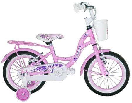 """Coppi Taylor 14"""" dívčí růžová"""