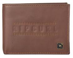 Rip Curl pánská hnědá peněženka Classic Rfid All Day