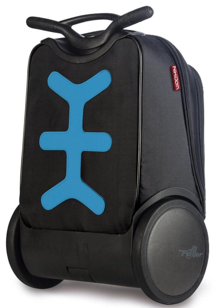 Nikidom Roller batoh na kolečkách Cool Blue