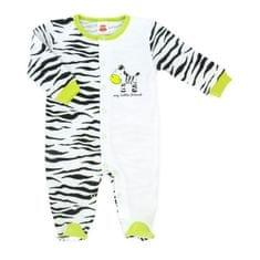 Makoma chlapčenský overal Zebra