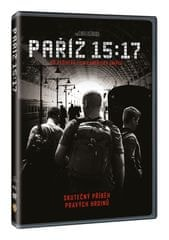 Paříž 15:17   - DVD