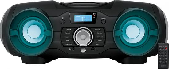 SENCOR SPT 5800 rádióvevő-készülék