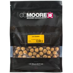 Cc Moore Boilies Live system