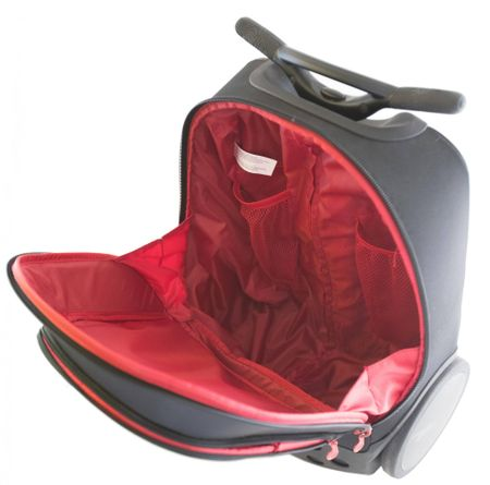 Nikidom Roller XL batoh na kolečkách Goal  b008593b27