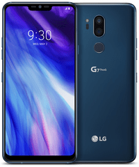 LG G7 ThinQ, New Moroccan Blue - rozbaleno