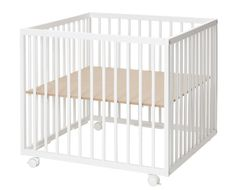 BabyDan Dřevěná ohrádka Comfort Medium