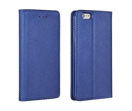 Havana magnetna preklopna torbica za LG Q6, modra