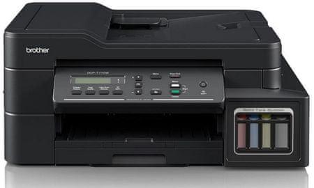 Brother brezžična večfunkcijska naprava DCP-T710W InkBenefit Plus 3-v-1