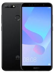 Huawei Y6 Prime 2018 , DualSIM, černý