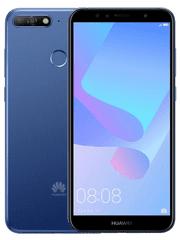 Huawei Y6 Prime 2018 , DualSIM, modrý