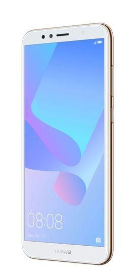 Huawei Y6 Prime 2018 , DualSIM, zlatý