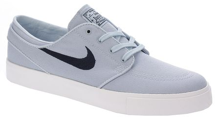 Nike superge Zoom Stefan Janoski Canvas Light Armory Blue/Obsidian 8.5, svetlo modri, 43