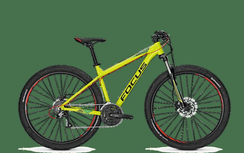 Focus Whistler Evo 29 2018 Limegreen horské kolo, vel. XL