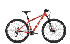 Focus  Whistler SL 29 2018 Firered Matt horské kolo, vel. L