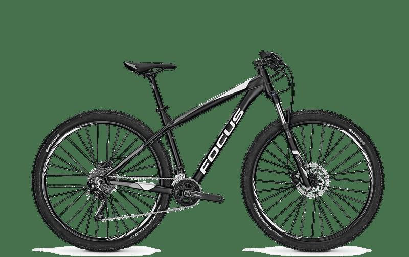 Focus Whistler Lite 29 2018 Matt Black horské kolo, vel. XL